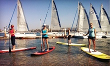$45 for a Beginners' Standup-Paddleboarding Class for Two at OEX Mission Bay ($90 Value)