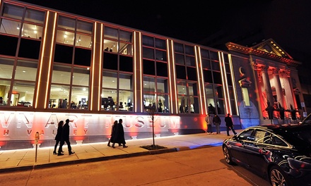 General Admission for Two, Four, or Six to Allentown Art Museum (Half Off)