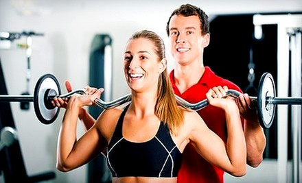 4, 8, or 12 Personal-Training Sessions from Ricky Jackson Personal Training Service (Up to 56% Off)