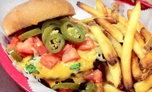 $15 for Two Groupons, Each Good for $15 Worth of American Food at Teddy's Burger Joint ($30 Value)