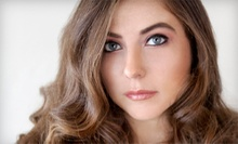 Cut-and-Conditioning Package with Optional Color or Highlights from Casey Smith at Sola Salon Studios (Up to 70% Off)