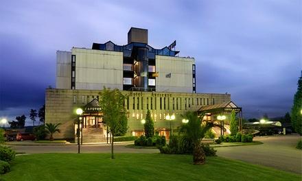 Hotel Eurostars Auriense 4* — Orense: 1, 2 ou 3 noites para duas pessoas com pequeno-almoço e late check-out desde 42€