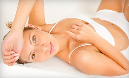 2, 4, 6, or 8 Ultrasonic-Cavitation Body-Sculpting Treatments at Midwest Anti-Aging (Up to 80% Off)