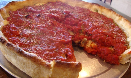One or Two Groupons, Each Valid for $15 Worth of Pizza at Trilogy Pizza & Wine Bistro (47% Off)
