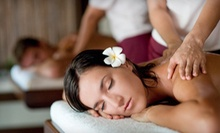 One-Hour Individual or Couples Deep-Tissue or Aromatherapy Massage at A Day 'N Nite Salon &amp; Spa (Up to 56% Off)