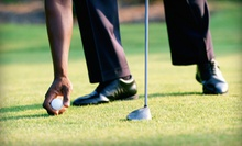 "$25 for a Golf Package with Discounts at 11 Courses and Subscription to ""Golf Digest"" from Supreme Golf ($55 Value)"
