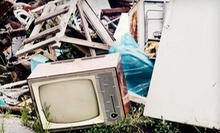 Removal of 50, 100, or 200 Cubic Feet of Junk from Canada Junk Removal (Up to 55% Off)