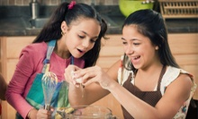 $25 for a Kids' Cooking Class at Lil Chef's Academy (Up to $49.99 Value)