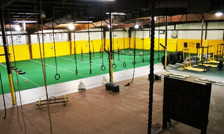 10 Obstacle-Course Training Classes or One Month of Unlimited Classes at Spartan Tough Training (Up to 65% Off)