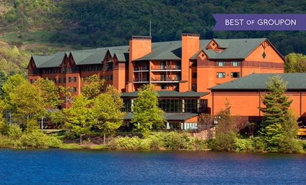 Groupon Deal: Stay at Rocky Gap Casino Resort in Cumberland, MD. Dates Available into May.