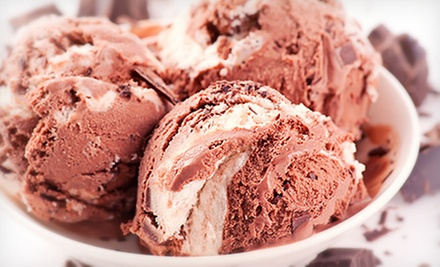 $15 for Three Vouchers for Ice Cream and Bakery Goods at The Apple Valley Creamery ($30 Value)