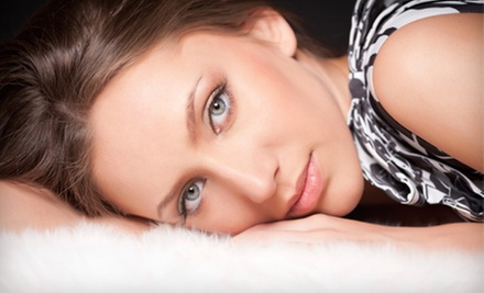 Hydration Facial, G.M. Collin Facial or Massage, or Facial and Massage at S&K Lady's Beauty Spa Center (Up to 54% Off)