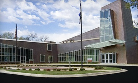 $6 for a Visit for Two to The Sherwin Miller Museum of Jewish Art (Up to $13 Value)