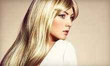 Haircut Packages with Conditioning and Highlighting Options at The Hair Groupie (Up to 57% Off)