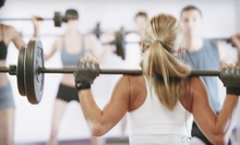 5 CrossFit Classes or 30 or 90 Days of Unlimited Classes at Live Train Play CrossFit (Up to 81% Off)