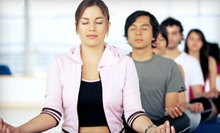 5 or 10 Yoga, Zumba, and Fitness Classes at Body Experience Fitness Studio (Up to 68% Off)