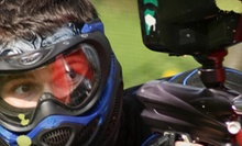 Paintball Outing for 2, 4, or 10 with Gear, Air Refills, and Paintballs at Oil Ranch Paintball (Up to 60% Off)