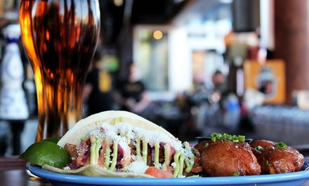 $20 for $40 Worth of Mexican Food and Drinks at Loco Patron