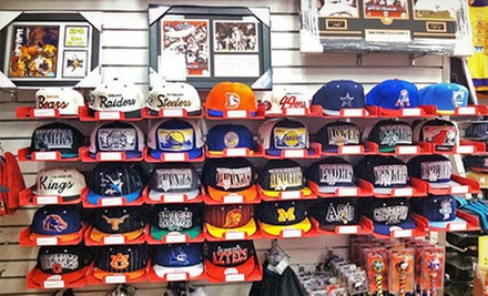 $25 for $40 Worth of Sportswear and Apparel at Sports Fever