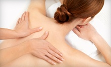 One 60- or 90-Minute Swedish Acupressure Massage at Marietta Healing Massage (Up to 53% Off)