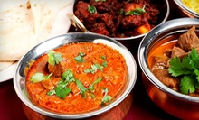 $15 for $30 Worth of Indian Fare at Taste of India