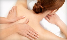One or Three Swedish Massages from Jennifer McCann, RMT (Up to 54% Off)