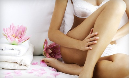 Three Laser Hair-Removal Treatments on Small, Medium, Large, or Extra-Large Area at Nashville Laser Spa (Up to 92% Off)