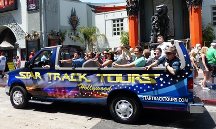 Day or Night Video Tour for One, Two, or Four from Star Track Tours (Up to 56% Off)