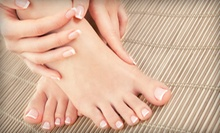 $199 for a Laser Toenail Fungus Treatment for Both Feet at Midwest Podiatry Centers ($433 Value)