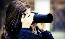 $59 for a Four-Hour Photography Class with Photo Shoot at Freeland Photography ($450 Value)