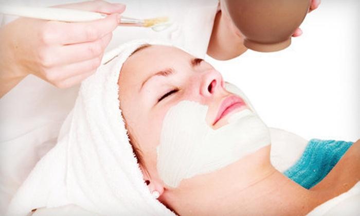 Spa services new attitudes salon and spa groupon for A new attitude salon