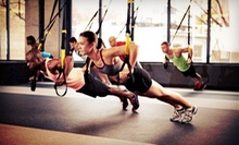 5 or 10 45-Minute Personal TRX Suspension-Training Sessions at Be Complete America (Up to 80% Off)