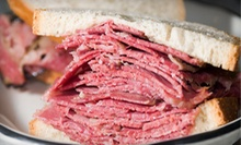 $12 for $25 Worth of Deli Fare at Sam's Kosher Style Restaurant &amp; Deli in Fair Oaks