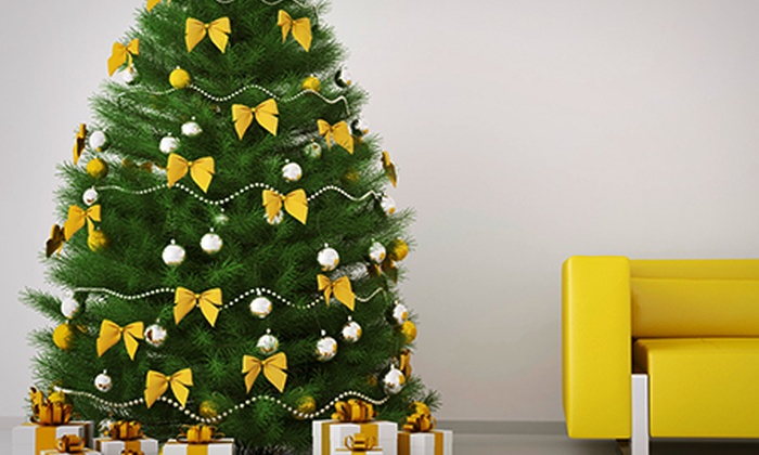 Fife Christmas Trees - Fife Christmas Trees: Lodgepole Pine Christmas Trees from £22 (Up to 53% Off)