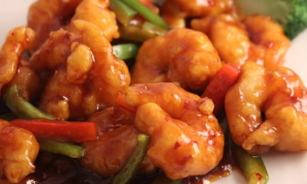 Sushi and Asian Lunch or Dinner at Fulin's Asian Cuisine (Up to 47% Off). Two Options Available.