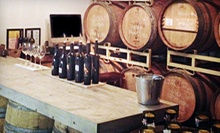 Wine Tasting with Small Bites and Wine Pairings for Two or Four at Millesime Cellars Winery & Tasting Room (Half Off)