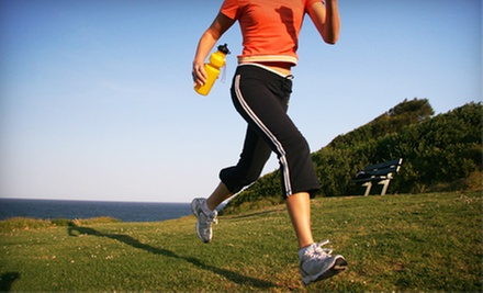 $20 for $40 Toward Running Shoes, or $10 for $20 Worth of Fitness Apparel at Tortoise and Hare Running & Fitness Center