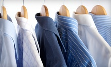 Dry Cleaning at Deluxe Cleaners (Half Off). Two Options Available.