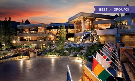 Stay with Daily Valet Parking and $25 Dining Credit at Resort at Squaw Creek near Lake Tahoe, CA. Dates into June.