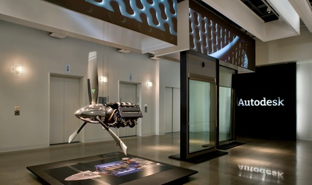 Learn About 3D Modeling & 3D Printing at Autodesk Headquarters