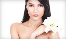 $60 for Facial with Peel or Massage with Body Wrap at Bloom at Lotus Spa & Salon ($120 Value)