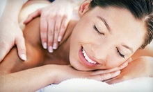 60-Minute Custom Massage or Manual Lymphatic Drainage Massage at Manitou Wellness Center (51% Off)