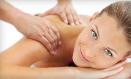 $25 for One 60-Minute Deep-Tissue Massage at A Natural Touch Massage ($55 Value)