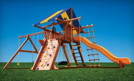 5 or 10 Play Sessions, Party for Up to 16, or $50 for $100 Worth of Play Sets and Accessories at Superior Play Systems
