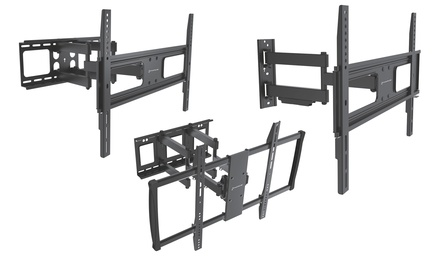 GForce Full-Motion Tilt and Swivel Wall Mounts with 3 Size Ranges