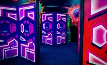 One-Day Playground Pass, or Three Games of Laser Tag for Two or Four at Rocket Kids (Up to 55% Off)