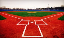$99.99 for a Four-Day Youth Baseball Camp at JCM Baseball Academy ($260 Value). Eight Camp Sessions Available.