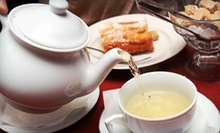 $25 for Queen Anne Royal Tea Service for Two at Simpson House Tea Room ($50 Value)