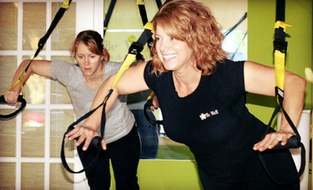 5 or 10 TRX Classes at Be Well Fitness &amp; Rehab (Up to 59% Off)