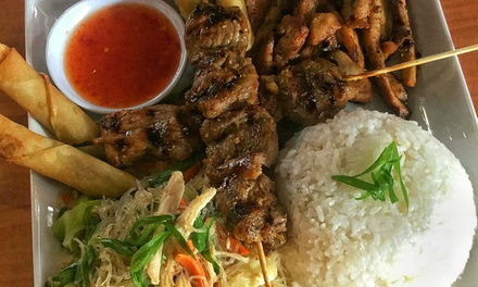 Up to 30% Off Filipino Food at Maya Maya Pacific Grill